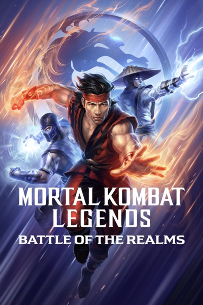 Mortal Kombat Legends Battle Of The Realms [Movies Anywhere HD, Vudu HD or iTunes HD via Movies Anywhere]