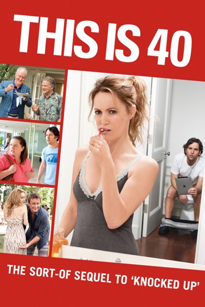This Is 40 Unrated [Movies Anywhere HD, Vudu HD or iTunes HD via Movies Anywhere]