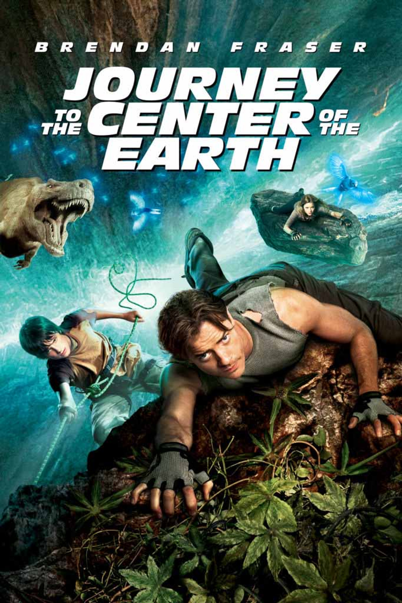 Journey To The Center Of The Earth [Movies Anywhere HD, Vudu HD or iTunes  HD via Movies Anywhere]