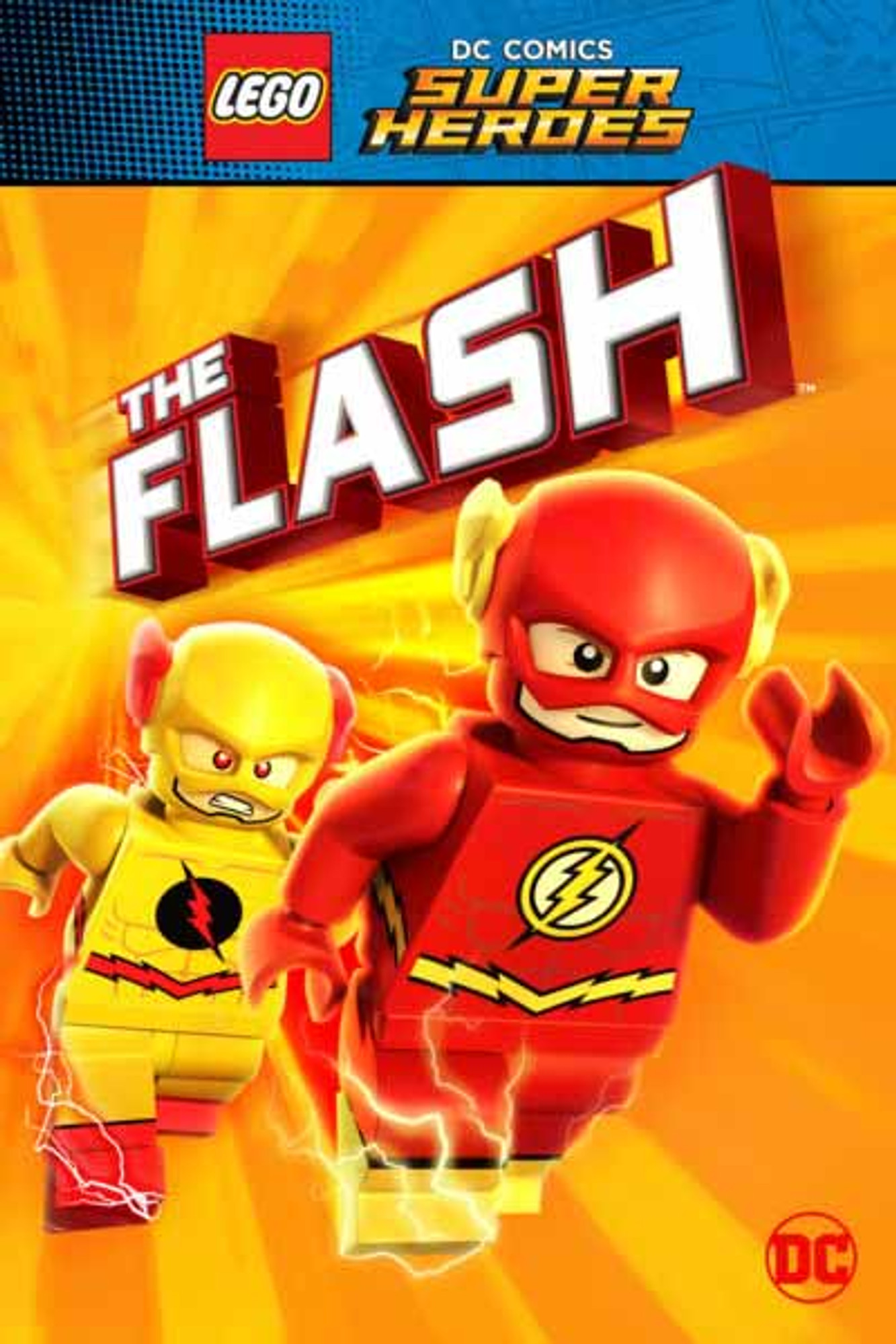 Lego Dc Comics Super Heroes The Flash Movies Anywhere Hd Vudu Hd Or Itunes Hd Via Movies Anywhere Hollywood Movie Codes