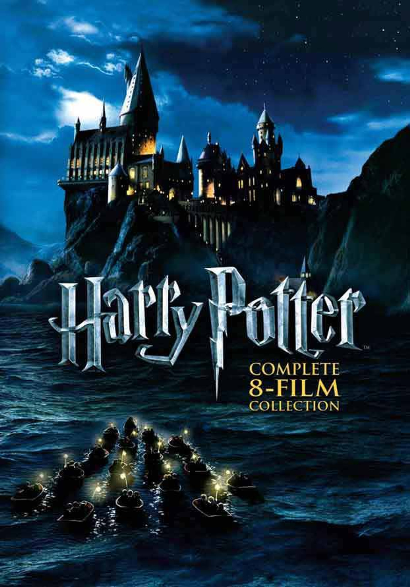 Harry Potter 8 Film Collection [Movies Anywhere HD, Vudu HD or iTunes HD  via Movies Anywhere] Read Details