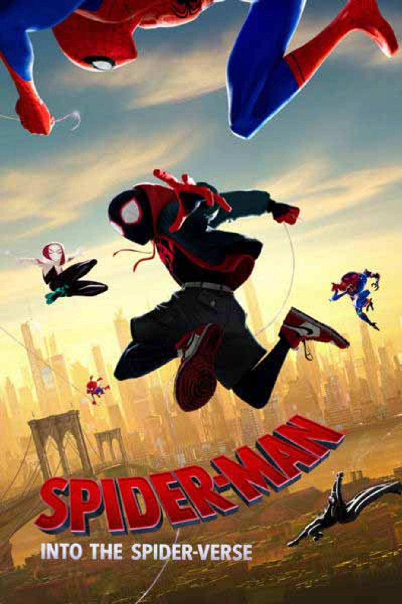 Spider-Man: Into The Spider-Verse [Movies Anywhere HD, Vudu HD or iTunes HD  via Movies Anywhere]