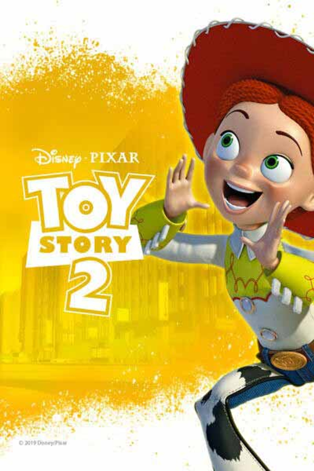 Toy Story 2 [Vudu 4K or Movies Anywhere 4K]