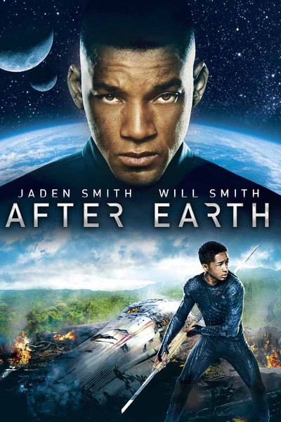 After Earth [Movies Anywhere HD, Vudu HD or iTunes HD via Movies Anywhere]