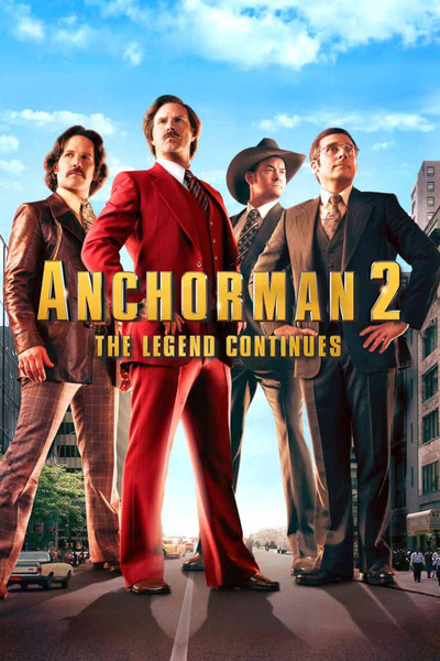 Anchorman 2 [Vudu HD]