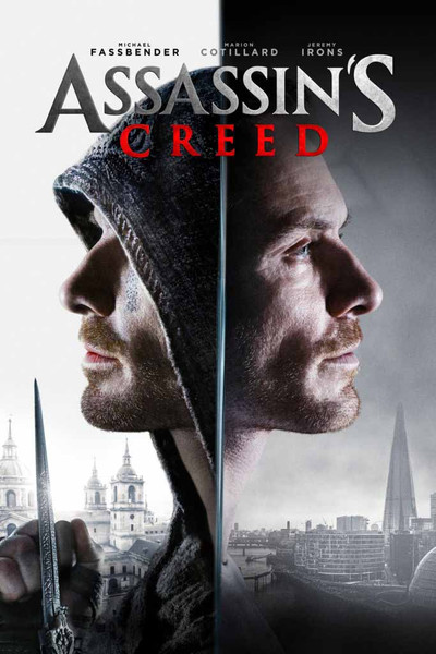 Assassin's Creed [Assassin's Creed  [Movies Anywhere HD, Vudu HD or iTunes 4K via Foxredeem.com]