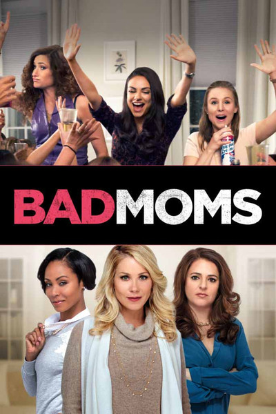 Bad Moms [Vudu HD or Movies Anywhere HD  via Vudu]