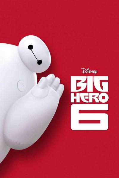 Big Hero 6 [Movies Anywhere HD, Vudu HD or iTunes HD via Movies Anywhere]