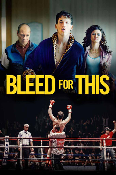 Bleed for This [iTunes HD] Ports To Movies Anywhere & iTunes