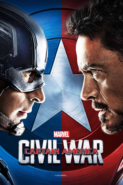 Captain America: Civil War [Movies Anywhere HD, Vudu HD or iTunes HD via Movies Anywhere]
