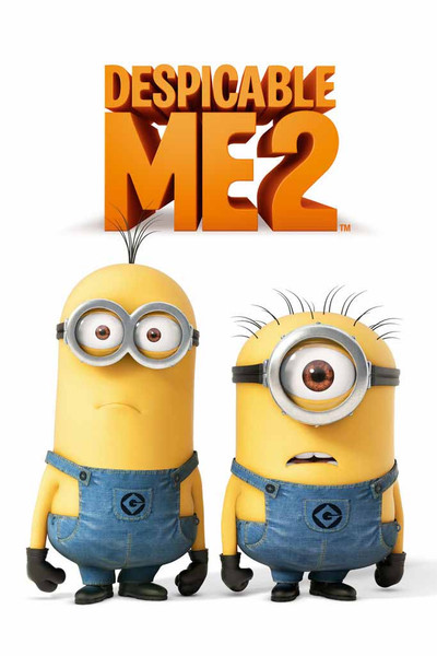 Despicable Me 2 [Vudu HD or Movies Anywhere HD via Vudu]