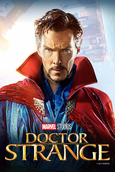 Doctor Strange [Movies Anywhere HD, Vudu HD or iTunes HD via Movies Anywhere]