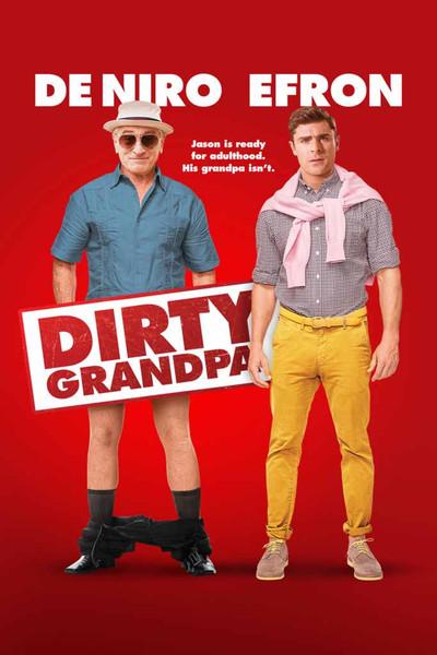 Dirty Grandpa Unrated Bundle  [Vudu HD]