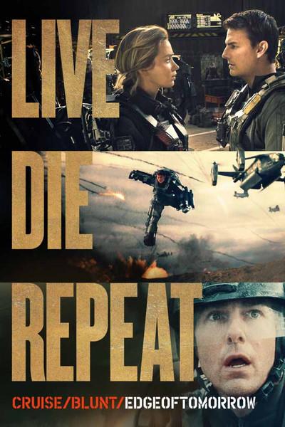 Live Die Repeat Edge of Tomorrow [Movies Anywhere HD, Vudu HD or iTunes HD via Movies Anywhere]