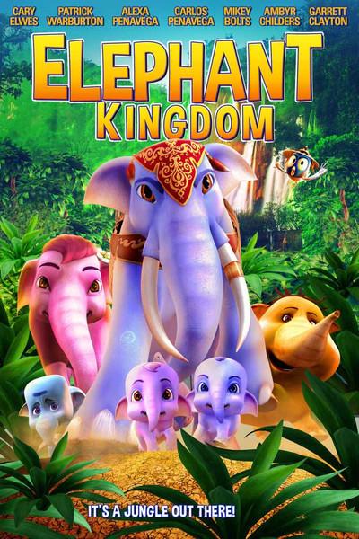 Elephant Kingdom [Vudu SD]