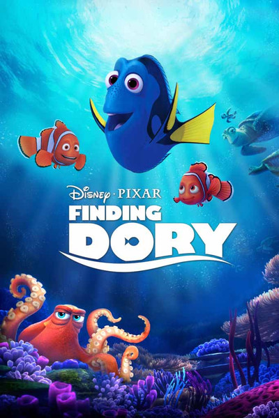 Finding Dory [Movies Anywhere HD, Vudu HD or iTunes HD via Movies Anywhere]