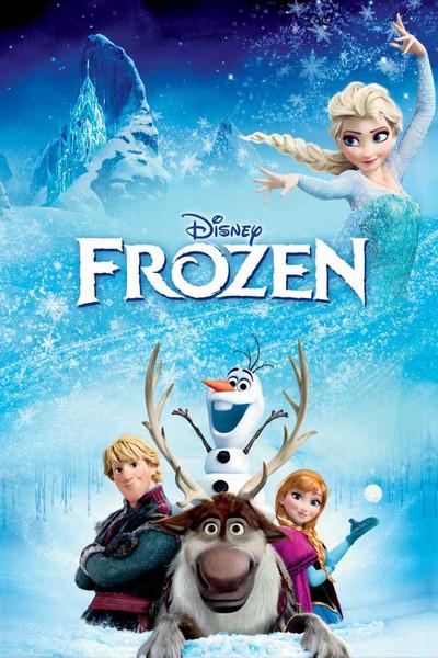 Frozen [Movies Anywhere HD, Vudu HD or iTunes HD via Movies Anywhere (MA)]
