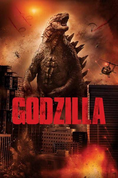 Godzilla 2014 [Movies Anywhere HD, Vudu HD or iTunes HD via Movies Anywhere]
