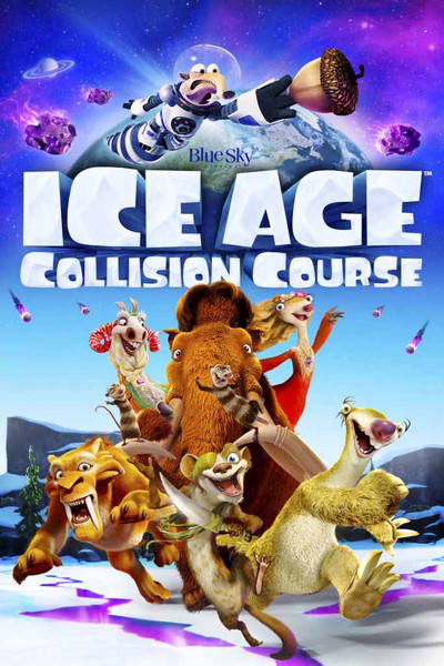 Ice Age: Collision Course [Movies Anywhere HD, Vudu HD or iTunes HD via Movies Anywhere]