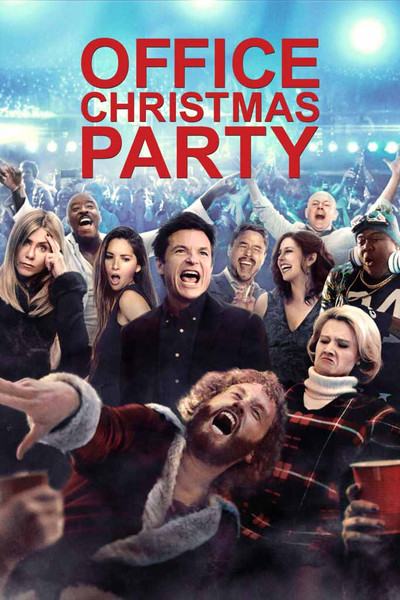 Office Christmas Party  [iTunes 4K]