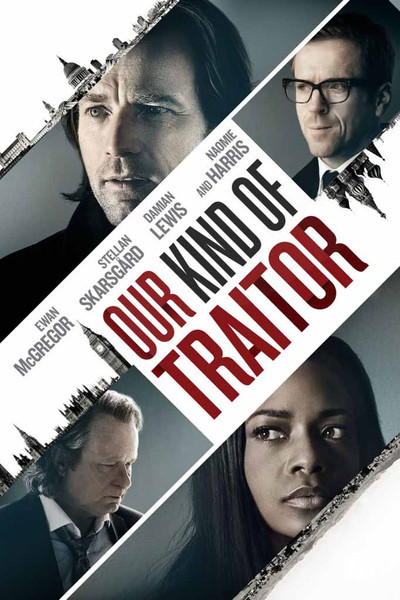 Our Kind of Traitor [Vudu SD]