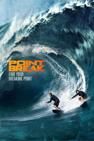 Point Break [Movies Anywhere HD, Vudu HD or iTunes HD via Movies Anywhere]