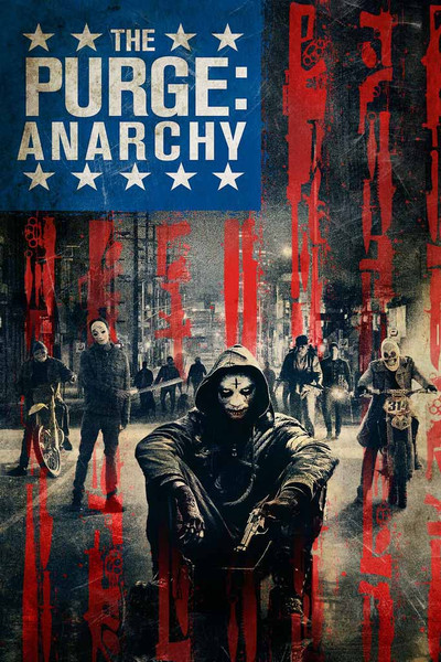 The Purge: Anarchy  [iTunes HD] Redeem at iTunes it will port to Vudu and MA