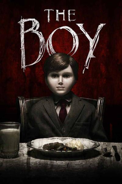 The Boy [Vudu HD or Movies Anywhere HD  via Vudu]