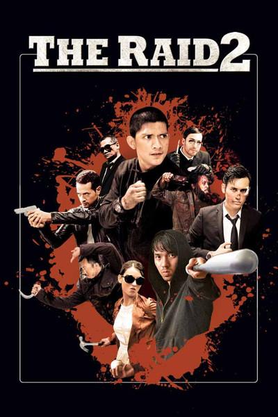 The Raid 2 [Movies Anywhere SD, Vudu SD or iTunes SD via Movies Anywhere]