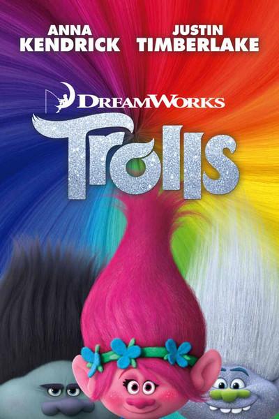 Trolls [Movies Anywhere HD, Vudu HD or iTunes HD via Movies Anywhere]