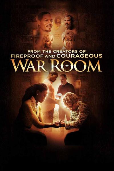 War Room [Movies Anywhere HD, Vudu HD or iTunes HD via Movies Anywhere]