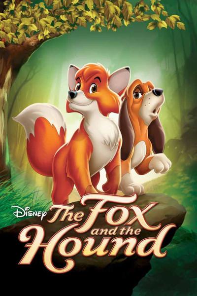 Fox And The Hound [Movies Anywhere HD, Vudu HD or iTunes HD via Movies Anywhere]