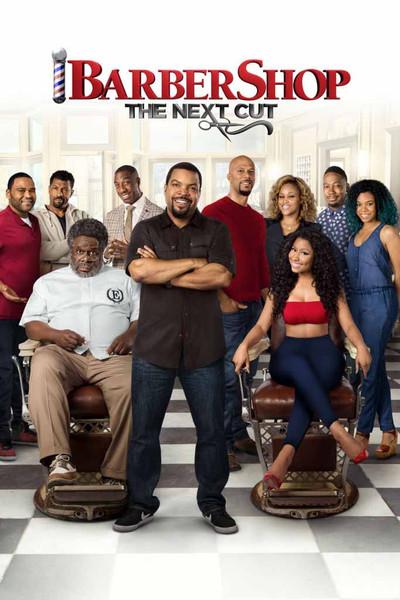 Barbershop: The Next Cut [Vudu HD]