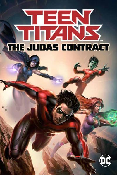 Teen Titans: The Judas Contract [Movies Anywhere HD, Vudu HD or iTunes HD via Movies Anywhere]