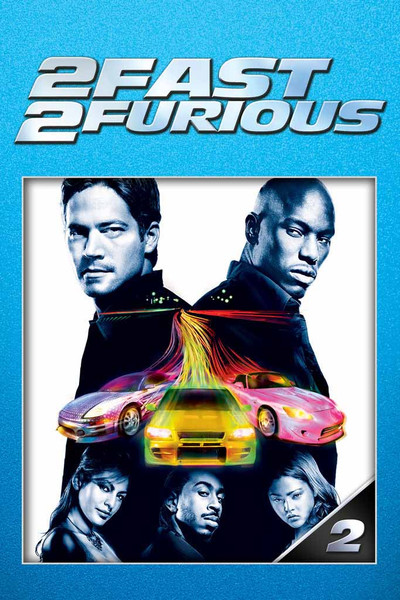2 Fast 2 Furious [Vudu HD or Movies Anywhere HD via Vudu]