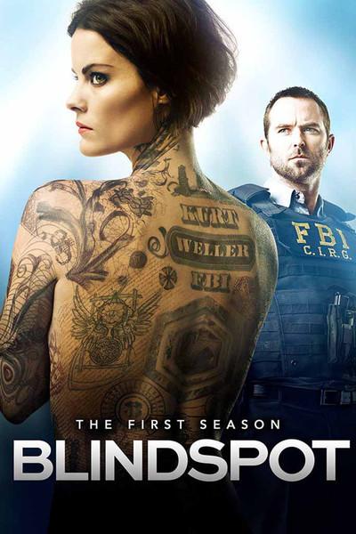 Blindspot Season 1 [Vudu HD]
