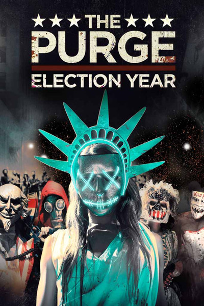 The Purge: Election Year [Vudu HD or Movies Anywhere HD  via Vudu]