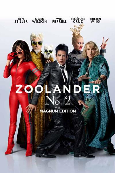 Zoolander No. 2 [Vudu HD]