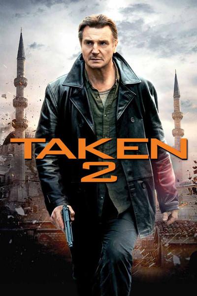 Taken 2 [Movies Anywhere HD, Vudu HD or iTunes HD via Movies Anywhere]