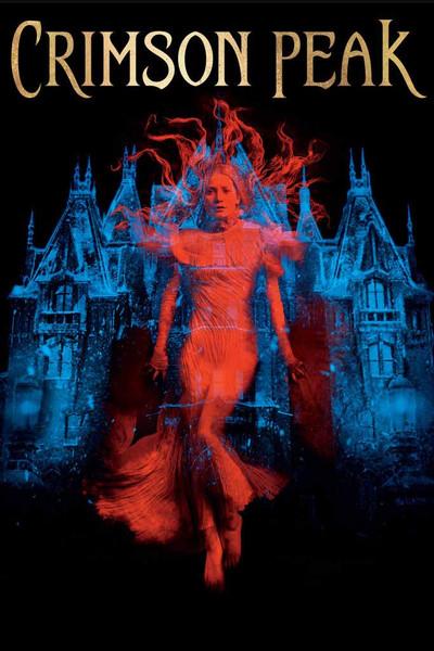 Crimson Peak [Vudu HD or Movies Anywhere HD  via Vudu]