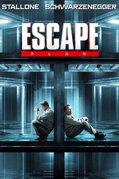 Escape Plan [Vudu HD or iTunes 4K]