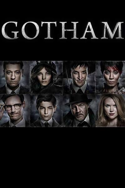 Gotham Season 1 [Vudu HD]