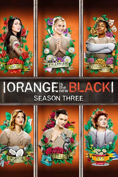 Orange is the New Black Season 3 [Vudu HD]