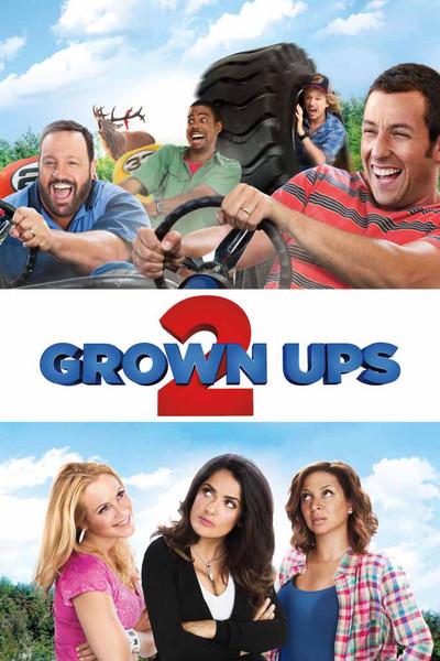 Grown Ups 2 [Movies Anywhere HD, Vudu HD or iTunes HD via Movies Anywhere]
