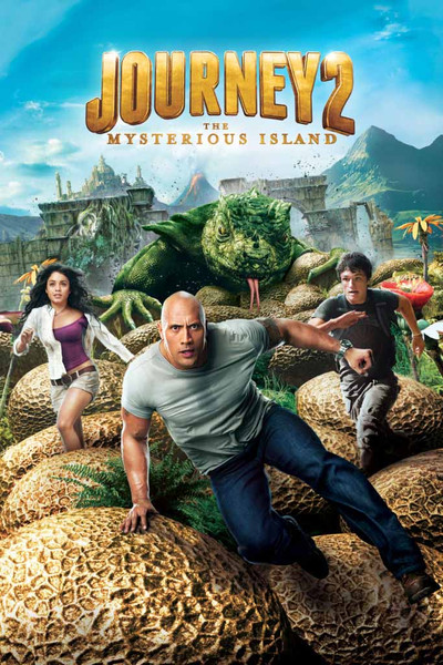 Journey 2: The Mysterious Island [Movies Anywhere HD, Vudu HD or iTunes HD via Movies Anywhere]