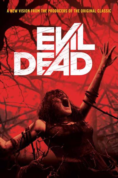 Evil Dead [Movies Anywhere HD, Vudu HD or iTunes HD via Movies Anywhere]