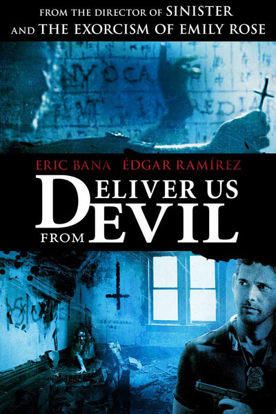 Deliver Us from Evil [Movies Anywhere HD, Vudu HD or iTunes HD via Movies Anywhere]