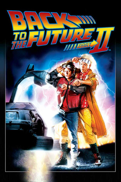 Back To The Future II [Vudu HD or Movies Anywhere HD via Vudu]