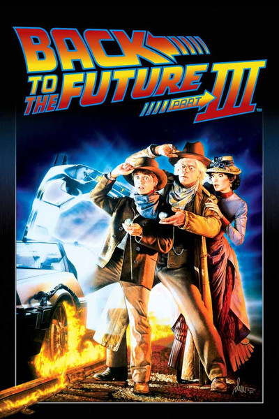 Back To The Future III [Vudu HD or Movies Anywhere HD  via Vudu]