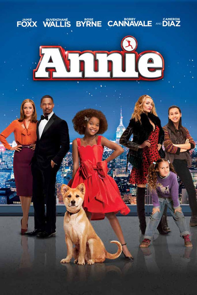 Annie [Movies Anywhere HD, Vudu HD or iTunes HD via Movies Anywhere]